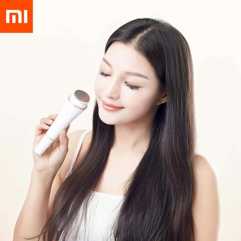 Новый продукт Xiaomi Mijia inFace чистки прибора Электронный Соник Красота инструмент для лица очищающий Массажер для ухода за кожей лица