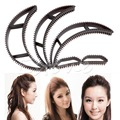 5 Unids/set Bumpits Pelo Grande de Happie Volumizing Inserta Bomba Hair Beauty Tool Regalo