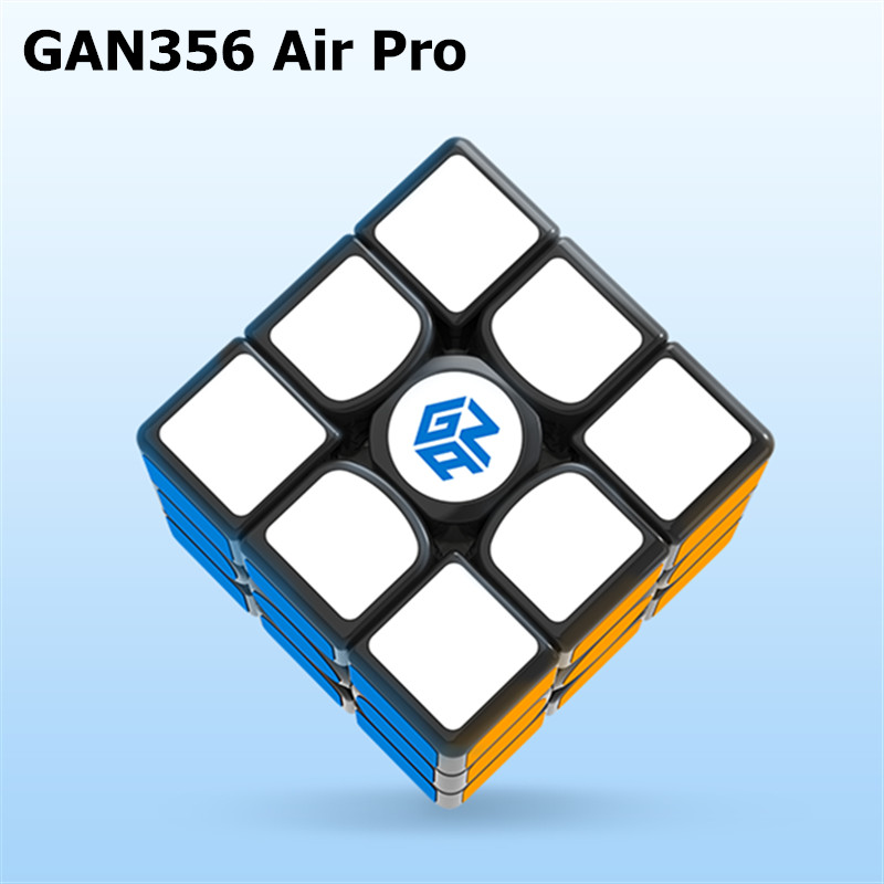 GAN356 Air Pro 3x3x3 magic speed cube With Numerical IPG professional GAN 356 air pro puzzle cubes gans educational toys for kid