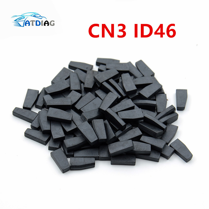10pcs lot KEY CHIP CN3 TPX3 ID46 Used for CN900 or ND900 device CHIP TRANSPONDER free