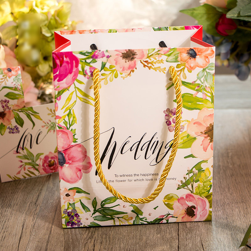 Aliexpress.com : Buy 10pc Secret Garden Bags Wedding Flower Bag Sets  Personality Joyful Wedding Gift Bag For Candy Chocolate Flower Small Gift  From Reliable ...