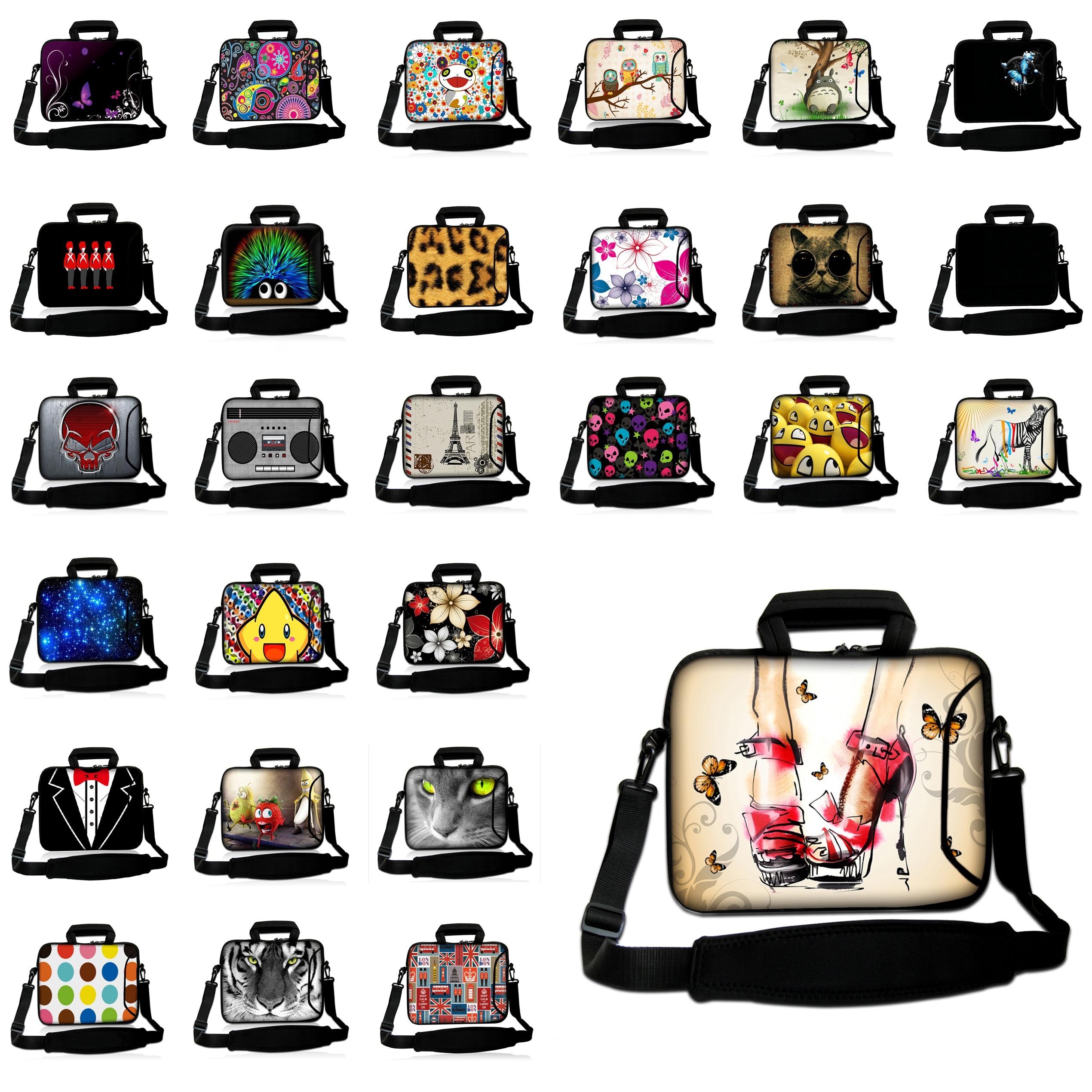 12 Neoprene Utusan Tas Bahu Tas Laptop Untuk Apple Macbook Air 11 6 Mini PC Tablet Netbook 12 2 Tas Untuk Chuwi Hi12