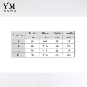 Image 5 - YuooMuoo pantalones cortos de mezclilla de cintura alta para mujer, estilo coreano, informal, sexy, corto de verano, 2019