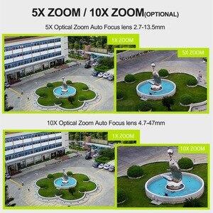 Image 2 - 1080P 2MP 3G 4G กล้อง PTZ PTZ HD Bullet Wireless IR 50M 5X/10X ZOOM Auto Focus กล้องวงจรปิดกล้อง