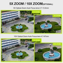 Full HD PTZ Outdoor Camera (4G+WIFI)