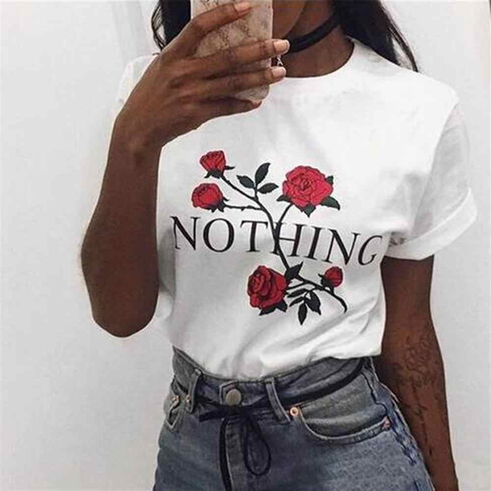 Plus Size 4XL cotton summer loose o-neck women T shirt casual short sleeve female cool tshirt o-neck t-shirt tee shirts