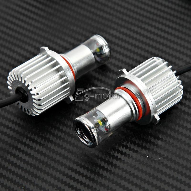 ФОТО High Power 9005/HB3/9001 600lm Car Truck LED Fog DRL Light Lamp Bulbs New