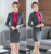 Outono E Inverno de Forma Magro Das Mulheres de Negócio Trabalho profissional Ternos Com Coletes E Saia do Sexo Feminino Senhoras Blazers Definir Uniformes