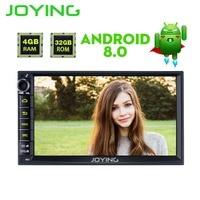 Joying Quad Core 2 Din Android 6 0 New Universal Best Car Radio DVD MP3 Player