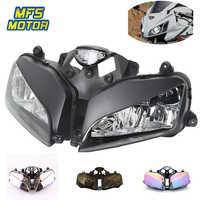 For 03-06 Honda F5 CBR600RR CBR 600 RR Motorcycle Front Headlight Head Light Lamp Headlamp Assembly 2003 2004 2005 2006