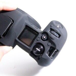 Image 5 - Silicone Trường Hợp đối với Canon EOSR Cơ Thể Bìa Bảo Vệ Mềm Silicone Cao Su Bảo Vệ Máy Ảnh Cơ Thể Trường Hợp Da cho Canon EOS R
