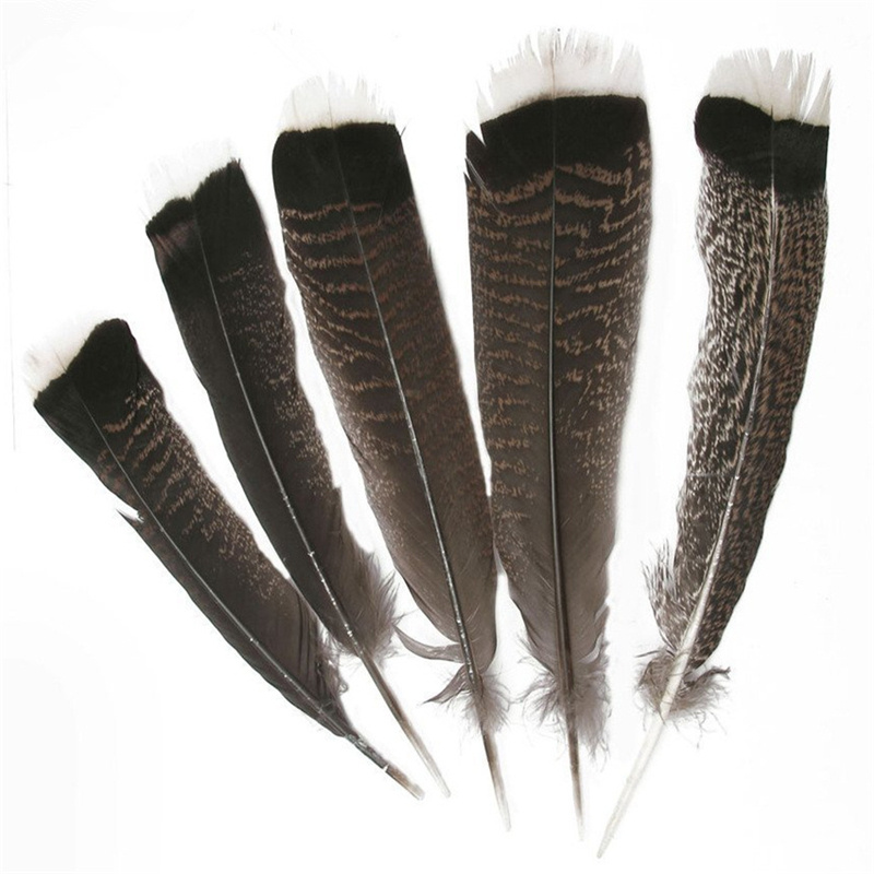 50 Pcs high quality natural Eagle bird feathers 25 30cm/10 12inch Selected Prime Quality Eagle feathers diy jewelry decoration|Feather|Home & Garden - AliExpress
