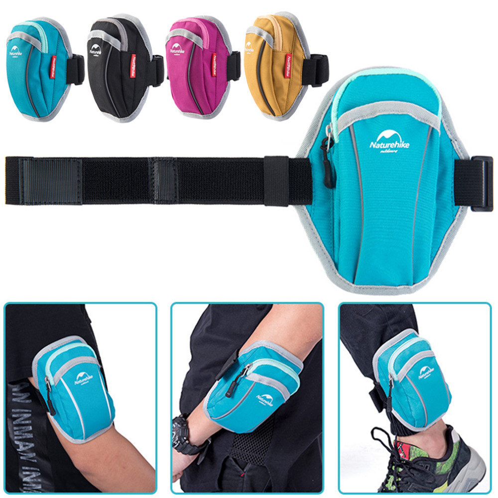 Unisex Outdoor Sports Arm Bag Cell Phone Bag Pouch For Running Riding S/L In Stock