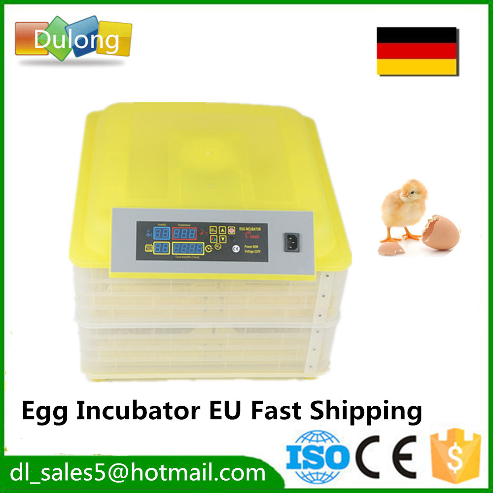 Mini automatic egg incubator 96 eggs chicken incubator poultry brooder machine automatic chicken incubator poultry harcher quail egg incubator 48 eggs egg incubator brooder machine zz48