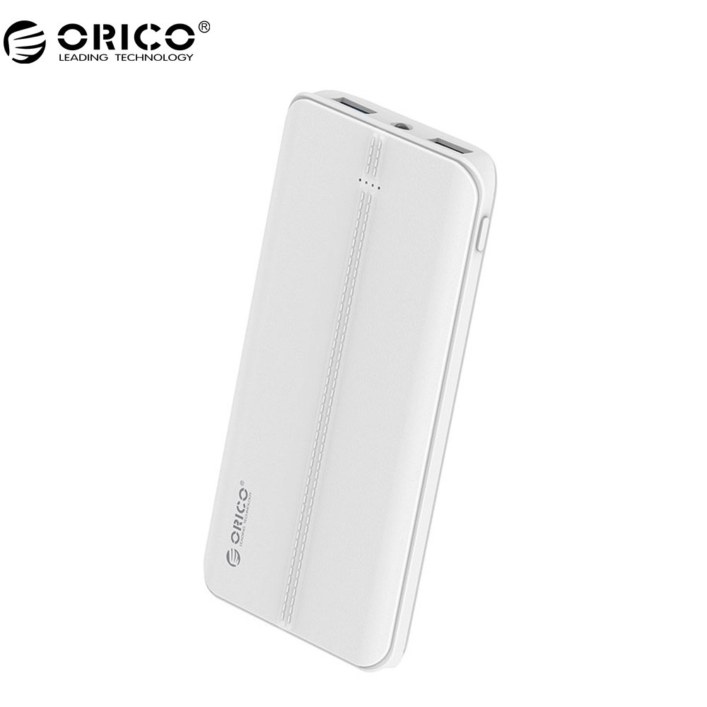 ORICO QC Power Bank External Battery Portable Mobile Backup Bank Charger for