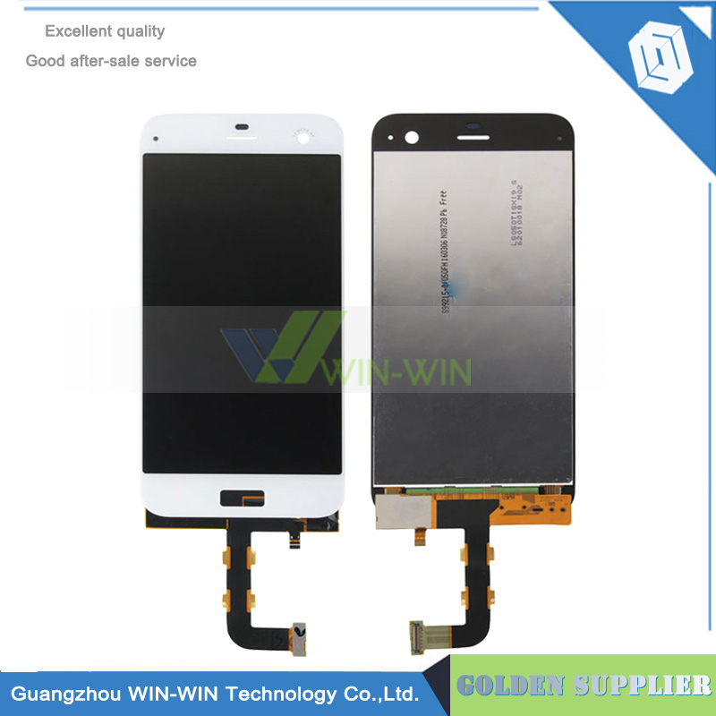 LCD Display + Touch Screen 100% New 5.0 inch Digitizer Assembly Replacement For ZTE Blade S7 Mobile Phone