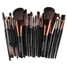 Hot 20/22pcs Beauty Makeup Brushes Set Eyeshadow Base Powder Cosmetic Lip Blend Foundation Brush Tool Maquiagem