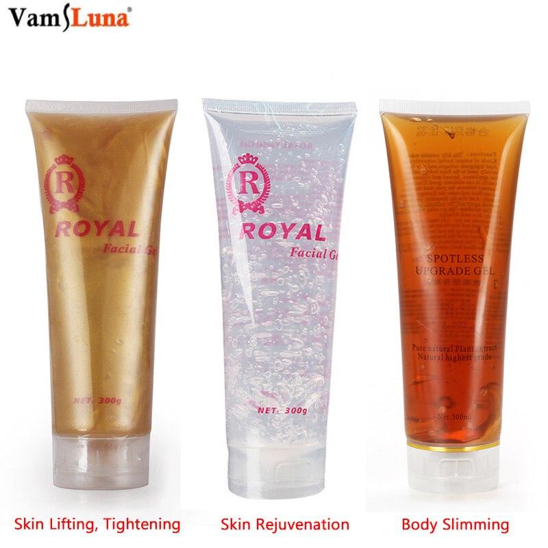 300 ml Ultraschall RF 3 Arten Sicher Feuchtigkeitsspendende Creme Gel Für Massager Schönheit Gerät, Hebe Straffen Verjüngung Körper Abnehmen