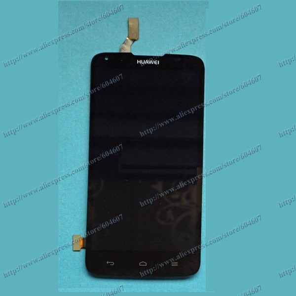 ФОТО New OEM Black Touch Screen with Digitizer+LCD Display Assembly For Huawei Ascend G710 A199 Phone