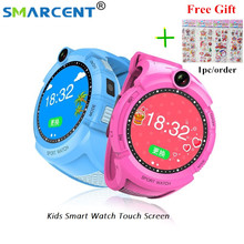 New Q360 Kids Smart Watches with Camera GPS Location Child Touch Screen smartwatch SOS Anti-Lost Monitor Tracker baby watch