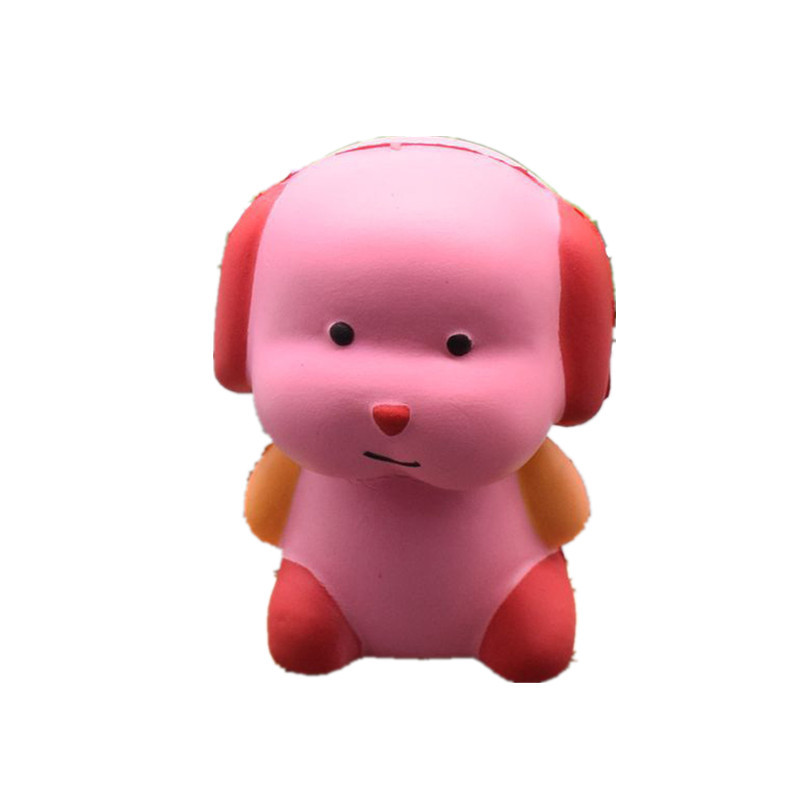 Foam Squishies Cream Scented Stretch Squeeze Dog Squishy Animals Antistress Toys Stress Reliever 30S8319 drop shipping