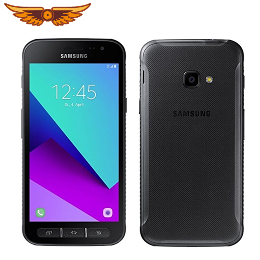 Samsung Unlocked Galaxy Xcover 16GB 2GB GSM/WCDMA Nfc 5mp Refurbished Cellphone Android 4g