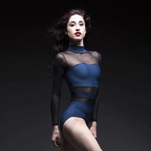 e306bf186a04 Buy leotard see through and get free shipping on AliExpress.com