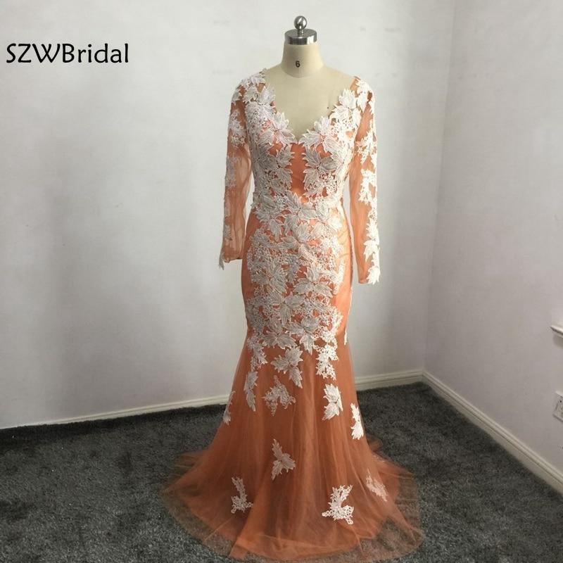Weddings & Events E Jue Shung Navy Blue Velvet Mermaid Evening Dresses Long 2018 Crystals Beaded Evening Gowns Formal Dresses Dubai Arabic Dresses