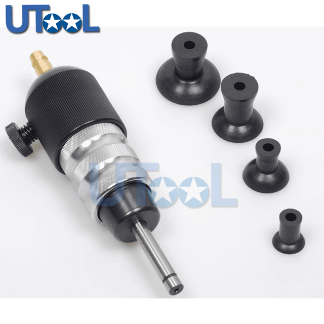 Pneumatic Valve Lapping Grinding Tool Set Spin Valve Air Operated-in on