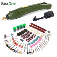 купить Dutoofree Mini Electric Drill Accessories Electric Grinding Set Grinder Tool For Milling Polishing Drilling Engraving Hand Drill по цене 650.66 рублей