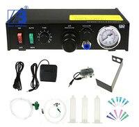 18V 0.1S High Precision Automatic Glue Dispenser Automatic/Semi automatic Fluid Dispenser Glue liquid Dispenser mixing machine
