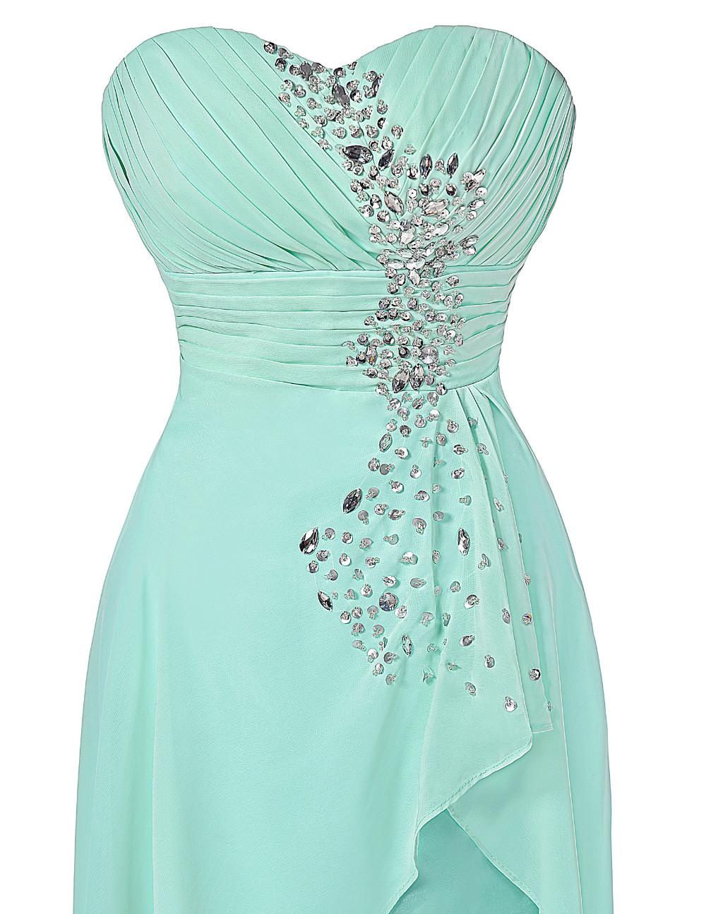 HTB1MKY1KVXXXXcmXFXXq6xXFXXX8High Low Short Front Long Back Strapless Dress