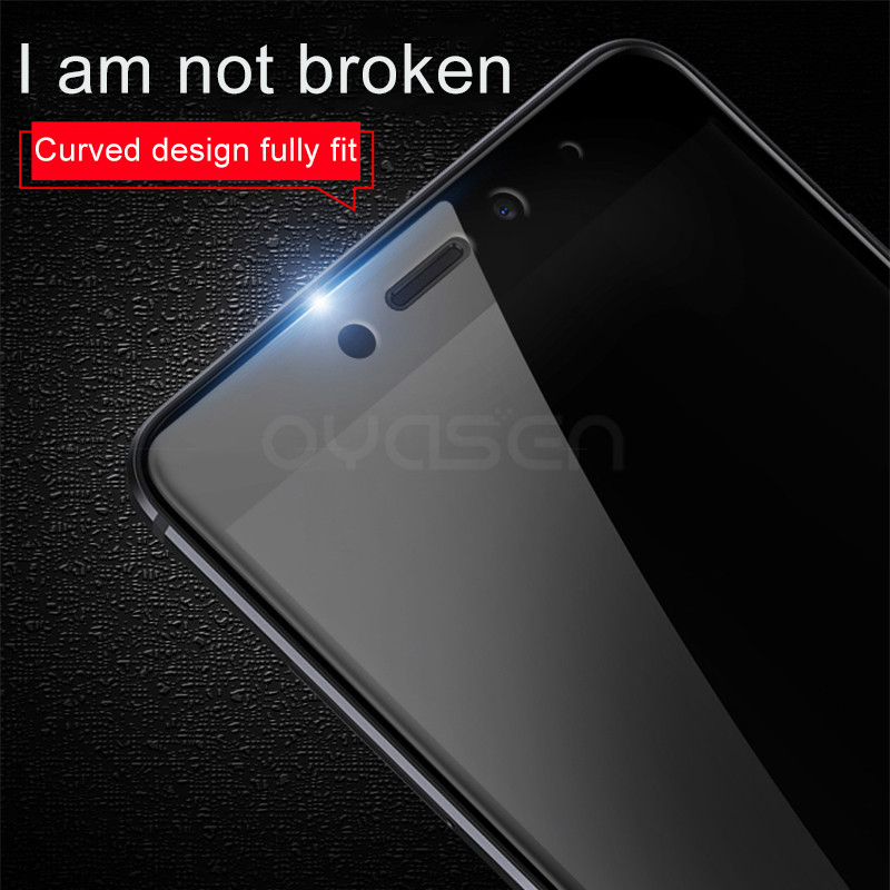 Full Cover Tempered Glass For Xiaomi Redmi Note 4 4X Pro Prime 3D Curved Screen Protector Film For Redmi Note 4 Global Version in Phone Screen Protectors from Cellphones Telecommunications