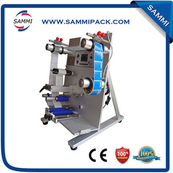 vertical labeling machine , beverage bottle labeling machine,label applicator machine applicatori di etichette manuali