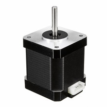 Nema 17 78 Oz-in 48mm Stepper Motor 1.8 Degree Step Angle 1.68A for 3D printer with 48MM wires(China)