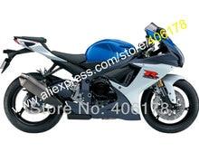 Горячей Продаж, Для Suzuki 11-12-13 GSX-R600 750 GSX-R 600 750 GSX-R750 2011-2014-цвет Обтекатели Наборы Тела (литье под давлением)