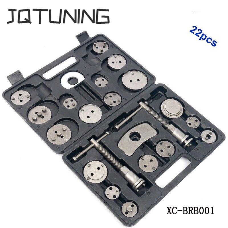 22 PCS In One Set Disc Brake Caliper Pump Regulator Brake Disc Tool Kit Car Repair Tool Caliper Piston Tools