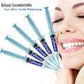 5 Seringas Dental Dentes Remineralização desensitizing Gel Aliviar A Sensibilidade Dar Mineral Após O Tratamento de Clareamento Dos Dentes