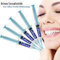 5 Syringes Dental Tooth Remineralization desensitizing Gel Alleviate Sensitivity Give Mineral After Teeth Whitening Treatment