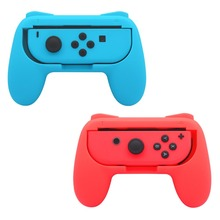 2pcs Replace Bracket Hand Holder Put on-resistant Consolation Pleasure-con handheld Deal with Grips Package for Nintend Swap NS Joycon Controller