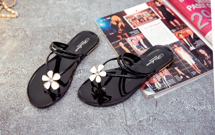 b0ce4ad619df Cresfimix chinelos mulheres women casual spring beach flip flops ...