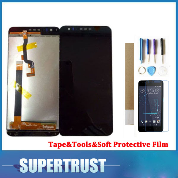 1PC/Lot High quality 5.5For HTC Desire 825/ 10 Lifestyle LCD Display+Touch Screen Digitizer Assembly Black White Color1PC/Lot High quality 5.5For HTC Desire 825/ 10 Lifestyle LCD Display+Touch Screen Digitizer Assembly Black White Color
