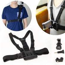 Chest Strap Shoulder Belt Mount for Sony RX0 AS10 AZ1 AS15 AS20 AS30 AS50 AS100 AS200 AS300 FDR X1000 X3000R POV Action Camera