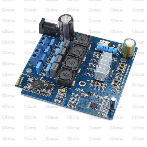 CSR8645 Bluetooth CSR4.0 Estéreo Digital de Clase D TPA3116 Tablero Del Amplificador 2x50 W