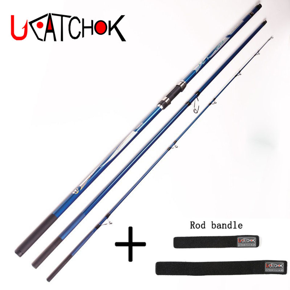 4.2m 40T 200G Casting Weight high Carbon far shot rod super hard anchor rod SURF rod beach long distance throw casting rod цена 2017