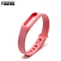 For Mi Band 1S 1A Silicone Replace Strap For Xiaomi Smart Wristband Wrist Belt Strap Bracelet Wearable Accessories