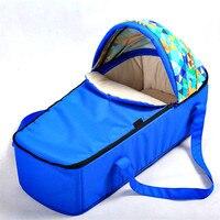 Портативный ребенка корзины с Новорожденные спальный корзины детская кроватка.