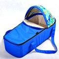 Портативный ребенок корзиной с новорожденным детская спальная корзина Детская кроватка.