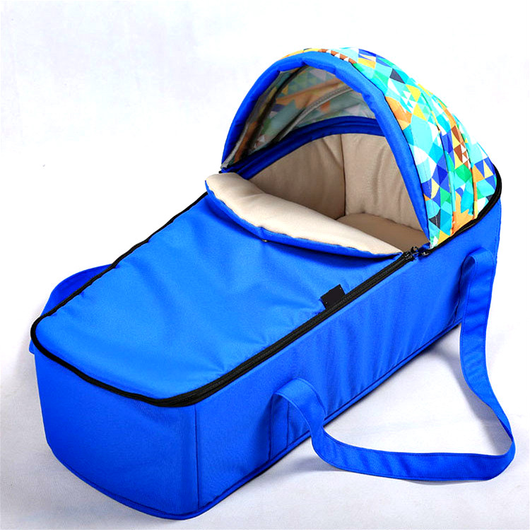Portable baby basket with newborn baby sleeping basket Baby cot.