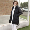 2016 new women winter coat  hooded  casual thickening slim  coat long sleeve hot sale free shipping